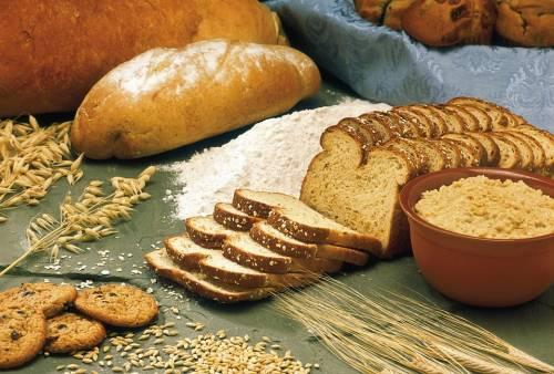 Bread from grain
