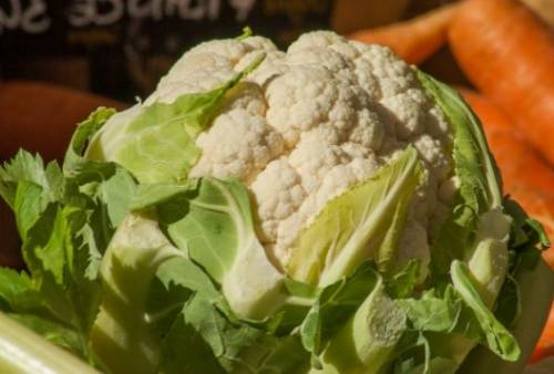 Cauliflower in pregnancy