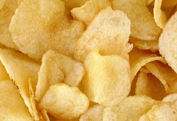 Chips potatoes