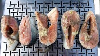 Salmon benefits for men