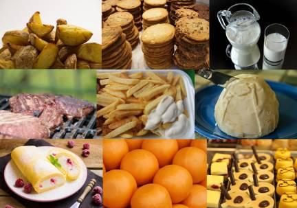 Diet for Cholelithiasis. Do not eat