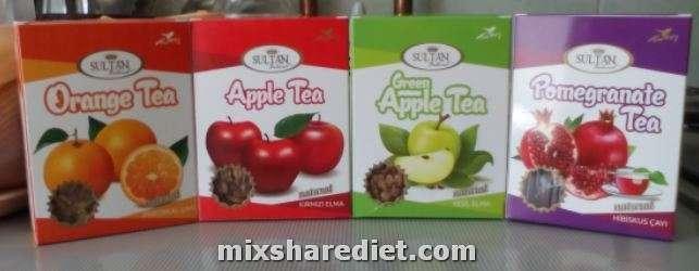 Tea for pregnant women