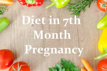 7th month pregnancy diet