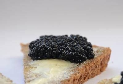 Vitamin D and caviar