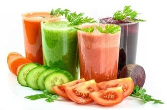 vegetables juice